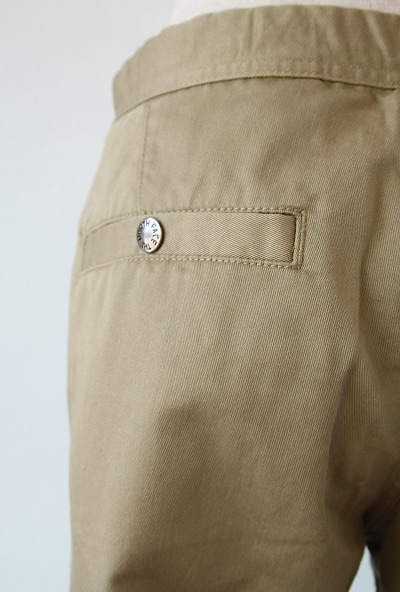 THE NORTH FACE PURPLE LABEL/Twill Tapered Pants