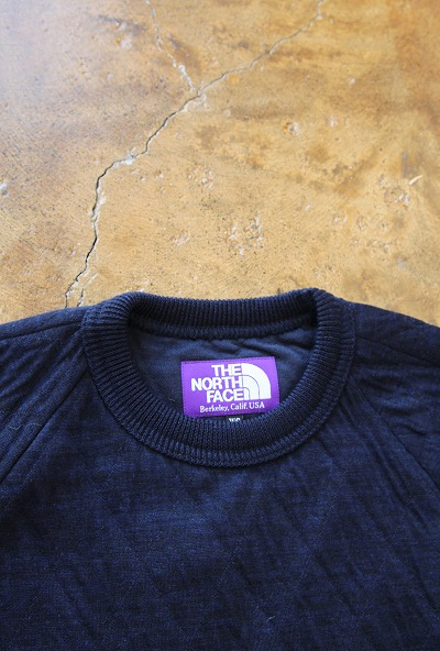 THE NORTH FACE PURPLE LABEL/QUILTINGWOOL