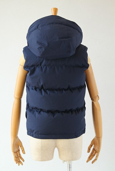 THE NORTH FACE PURPLE LABEL/Hooded Sierra Vest